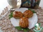 Пирожки с ананасами