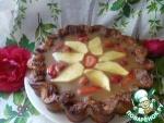 """Творожный пирог с яблочным желе """"Радость диабетика"""""""