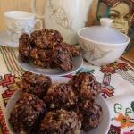 Рисово-зерновое печенье