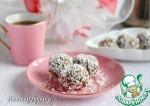 Кофейно-кокосовые конфеты