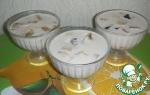 Ягодно-фруктовое желе из варенца