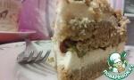 Тыквенный торт с ромовым кремом