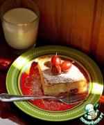 Пудинг-кекс с крыжовником