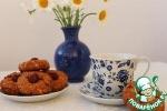 Печенюшки с вяленой вишней и фундуком