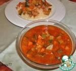 Томатно-овощной соус