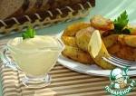 Запеченный картофель с домашним майонезом