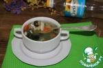 Рыбный суп с солёными огурцами