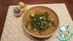 Суп картофельный с птитимом