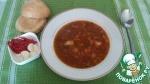 """Мексиканский суп """"Семь бобов"""""""