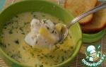 "Колумбийский суп ""Чангуа"""