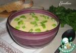 Суп-пюре из брюквы