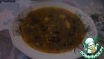 Хадия аши-суп с крупами