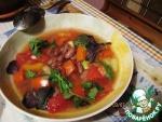 """Греческий фасолевый суп """"Фасолада"""""""