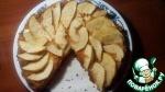 Тыквенно-яблочный постный пирог