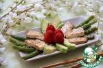 Закуска китайская с тофу