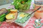 Квас-окрошка с субпродуктами
